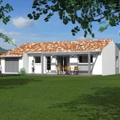 Maison avec terrain Larnas 90 m²