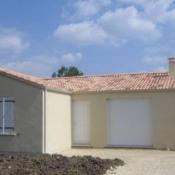 Maison 5 pièces + Terrain Bazoges-en-Paillers
