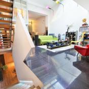 Paris 19ème, Loft 5 pièces, 186 m2