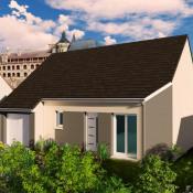 Maison 3 pièces + Terrain Chailles