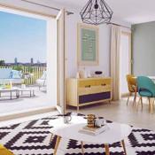 Lyon 7ème, Appartement 2 pièces, 40 m2