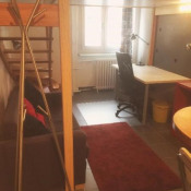 Saint Etienne, Studio, 21 m2