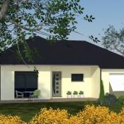 Maison 5 pièces + Terrain Comps-la-Grand-Ville