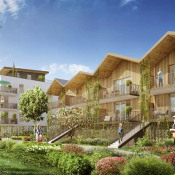 produit d'investissement Appartement 4 pièces Bruges