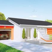 Maison 4 pièces + Terrain Pont de Cheruy