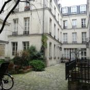 Paris 3ème, Duplex 4 pièces, 100 m2