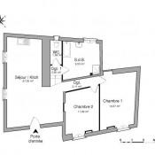 location Maison / Villa 3 pièces Guiry en Vexin