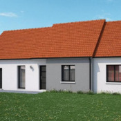 Maison 4 pièces + Terrain Loches