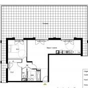 Beauzelle, квартирa 3 комнаты, 67 m2
