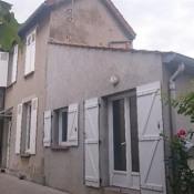 Chartres, oude woning 4 Vertrekken, 90 m2