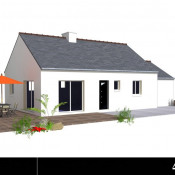 Maison 1 pièce + Terrain Erbray