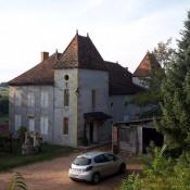 Gueugnon, Château 9 pièces, 285 m2