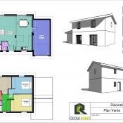 Maison 4 pièces + Terrain Estrablin (38780)