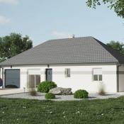 Maison avec terrain  80,69 m²