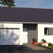 Maison avec terrain Talensac 72 m²
