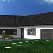 Maison 3 pièces + Terrain Auby