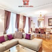Paris 17ème, квартирa 5 комнаты, 130 m2