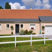 Maison 3 pièces + Terrain La Croix-en-Touraine