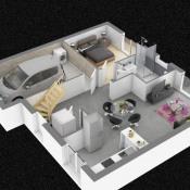Maison 6 pièces + Terrain Saint-Lô
