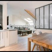 Levallois Perret, Appartement 2 pièces, 36 m2