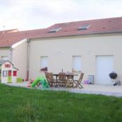 Rental house / villa Lenoncourt 1210€ CC - Picture 1