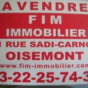vente Terrain Oisemont