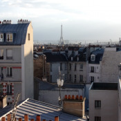 Paris 18ème, Maison / Villa 2 pièces,