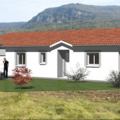Maison 3 pièces + Terrain Chalamont