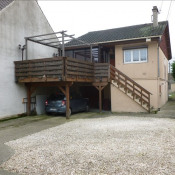 Chelles, casa de campo isolada 4 assoalhadas, 89 m2