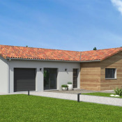 Maison 4 pièces + Terrain Reyrieux