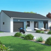 Maison 4 pièces + Terrain Saint-Etienne-de-Crossey