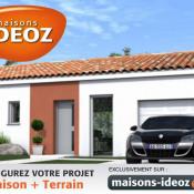 Maison 7 pièces + Terrain Saint-Just-Luzac