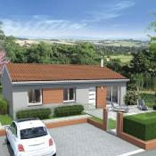 Maison avec terrain La Tour-du-Pin 85 m²