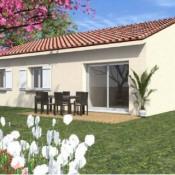 Terrain 1200 m² Tournon-sur-Rhône (07300)