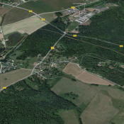 Terrain 560 m² Mittainville (78125)