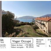 Ajaccio, Appartement 3 pièces, 72 m2