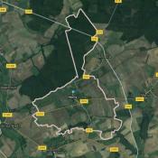 Terrain 694 m² Herny (57580)