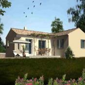 Terrain 660 m² Cruviers Lascours (30360)