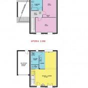 Maison 3 pièces + Terrain Morainvilliers