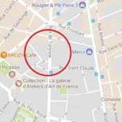 Paris 3ème, 34 m2