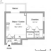 location Appartement 2 pièces Saint Philbert de Bouaine