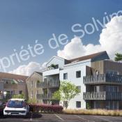 Annemasse, Apartamento 4 assoalhadas, 75 m2