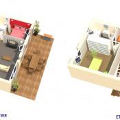 Maison 4 pièces + Terrain Miramas