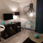 Toulouse, Apartamento 2 assoalhadas, 37,36 m2