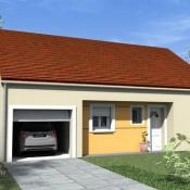 Maison 3 pièces + Terrain Essey