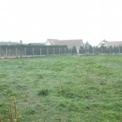 Terrain 879 m² La Guéroulde (27160)