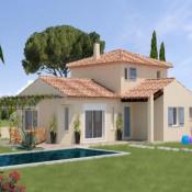 Terrain 1013 m² Orange (84100)