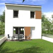 Maison 4 pièces + Terrain Montélimar