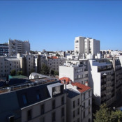 Rental apartment Paris 20ème 1358€ CC - Picture 1