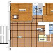 Vente appartement Lescar 143600€ - Photo 3